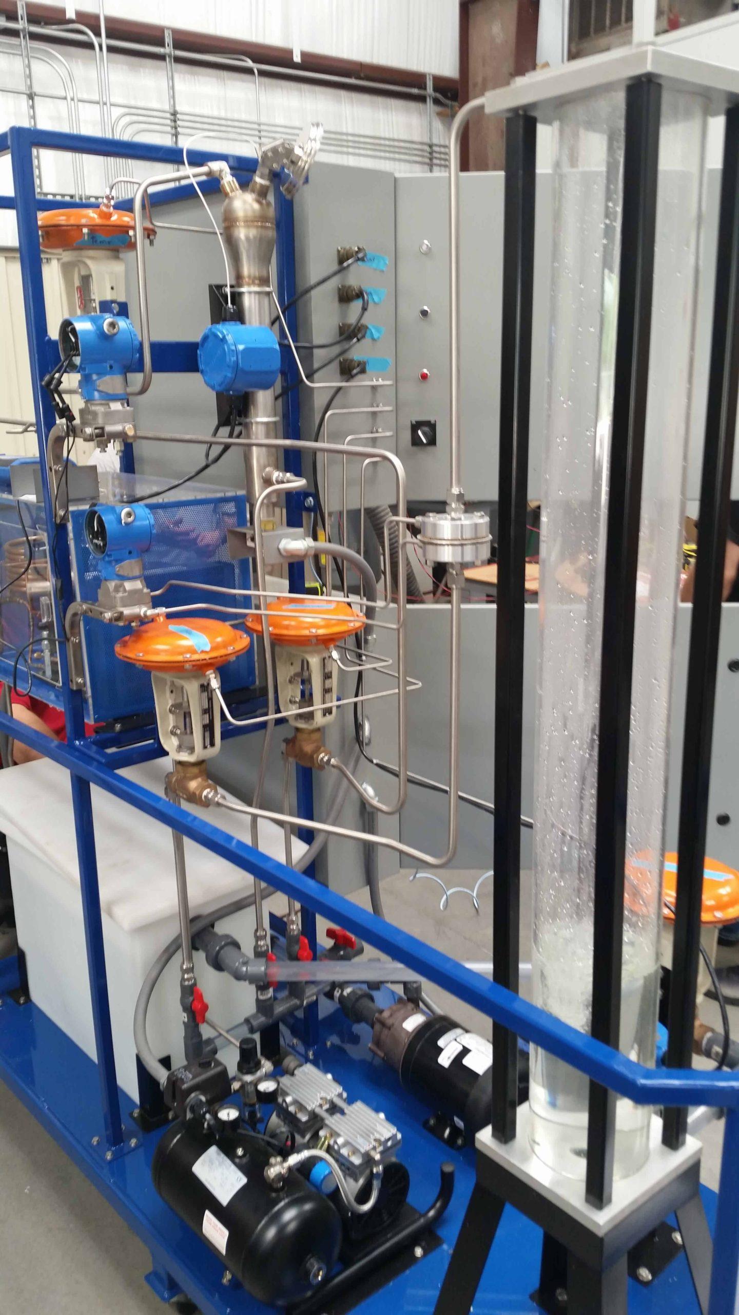Bayport Technical | 120-IPT Instrumentation Process Trainer
