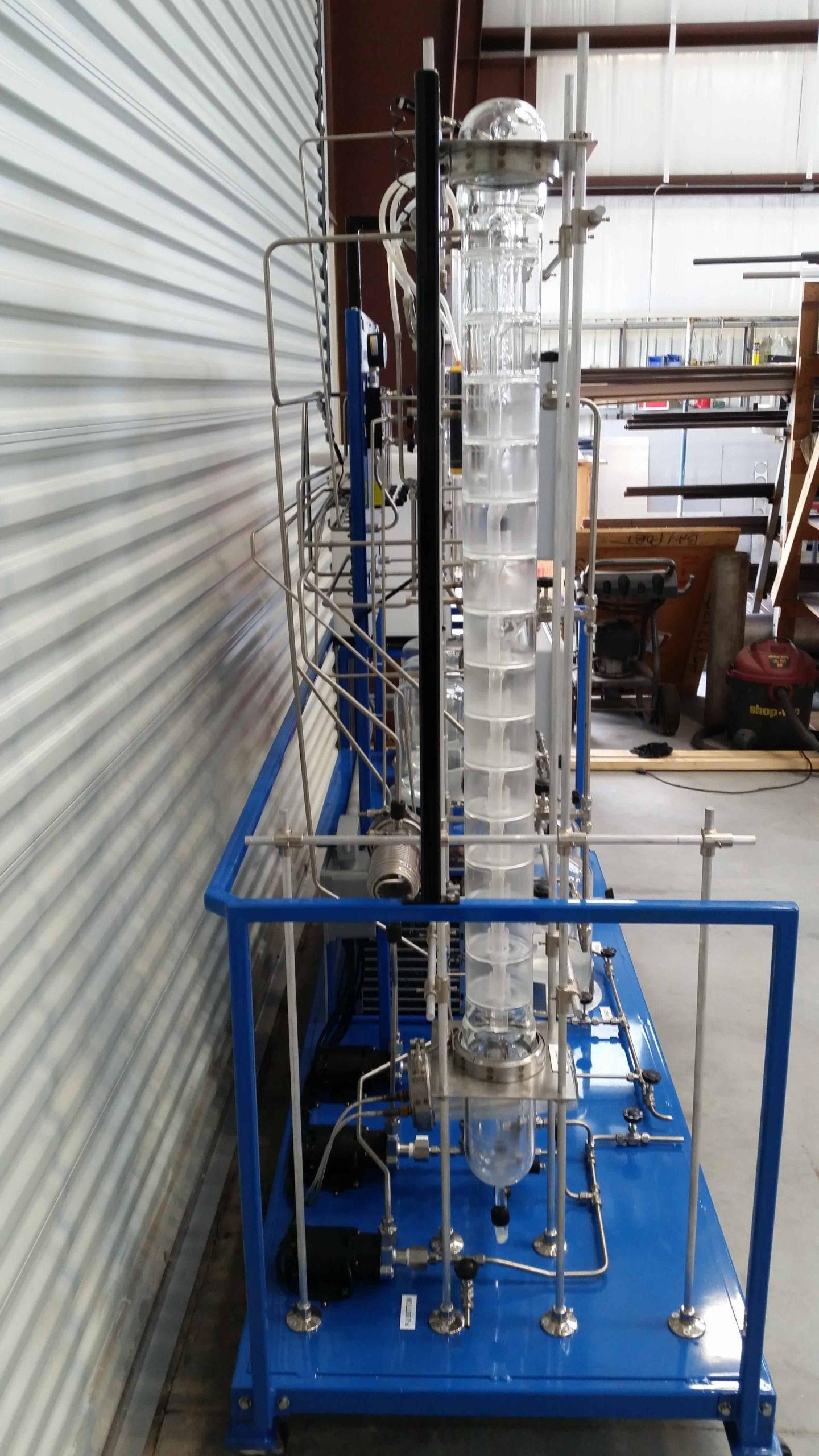 Bayport Technical | 130-DTU1 Distillation Trainer