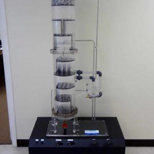 Bayport Technical | 132-DTT6 Distillation Tower Working Demonstrator