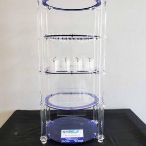 Bayport Technical | Distillation Trays Model - Acrylic