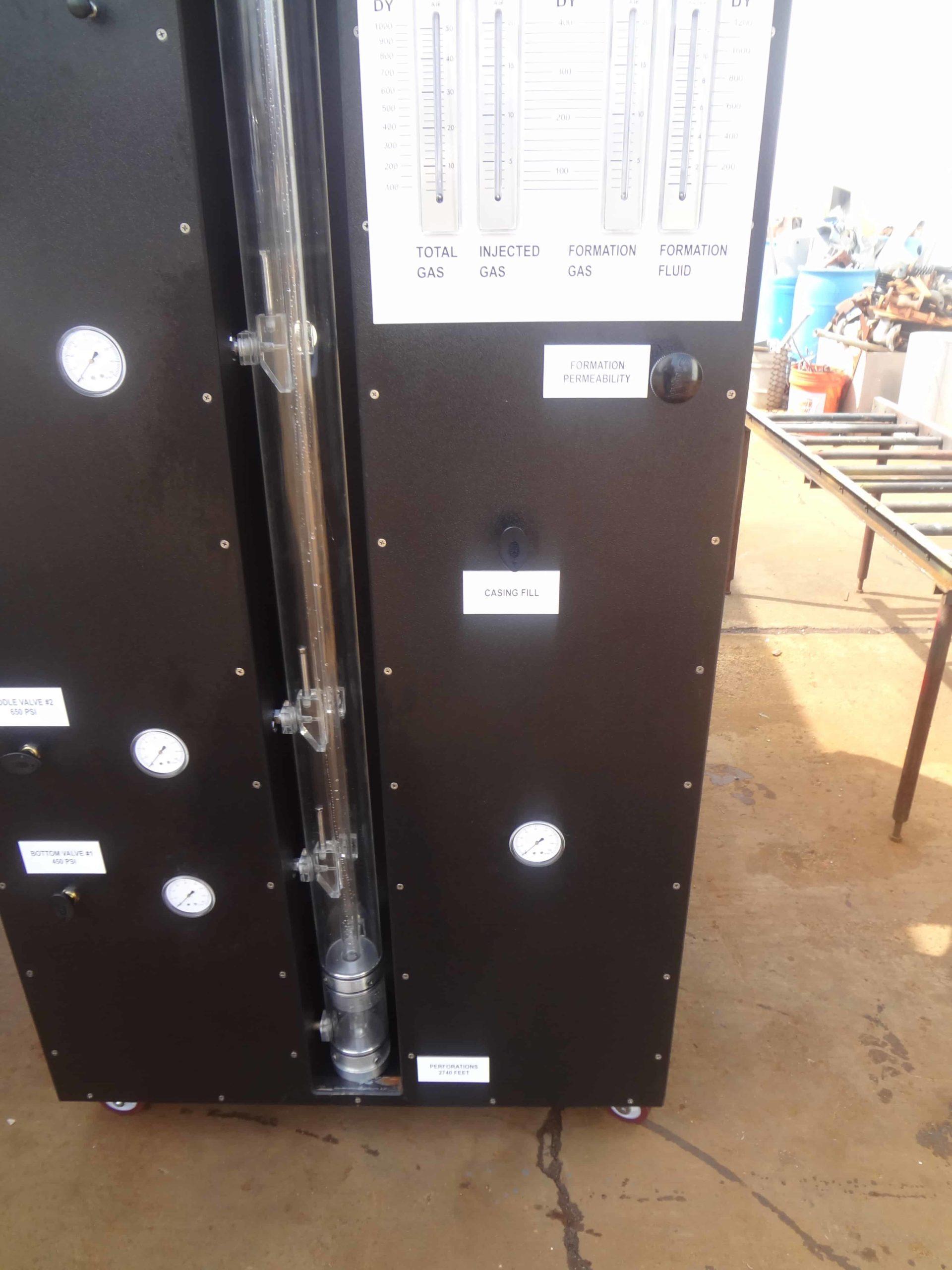 Bayport Technical | 140-GLPT Gas Lift Process Trainer 10