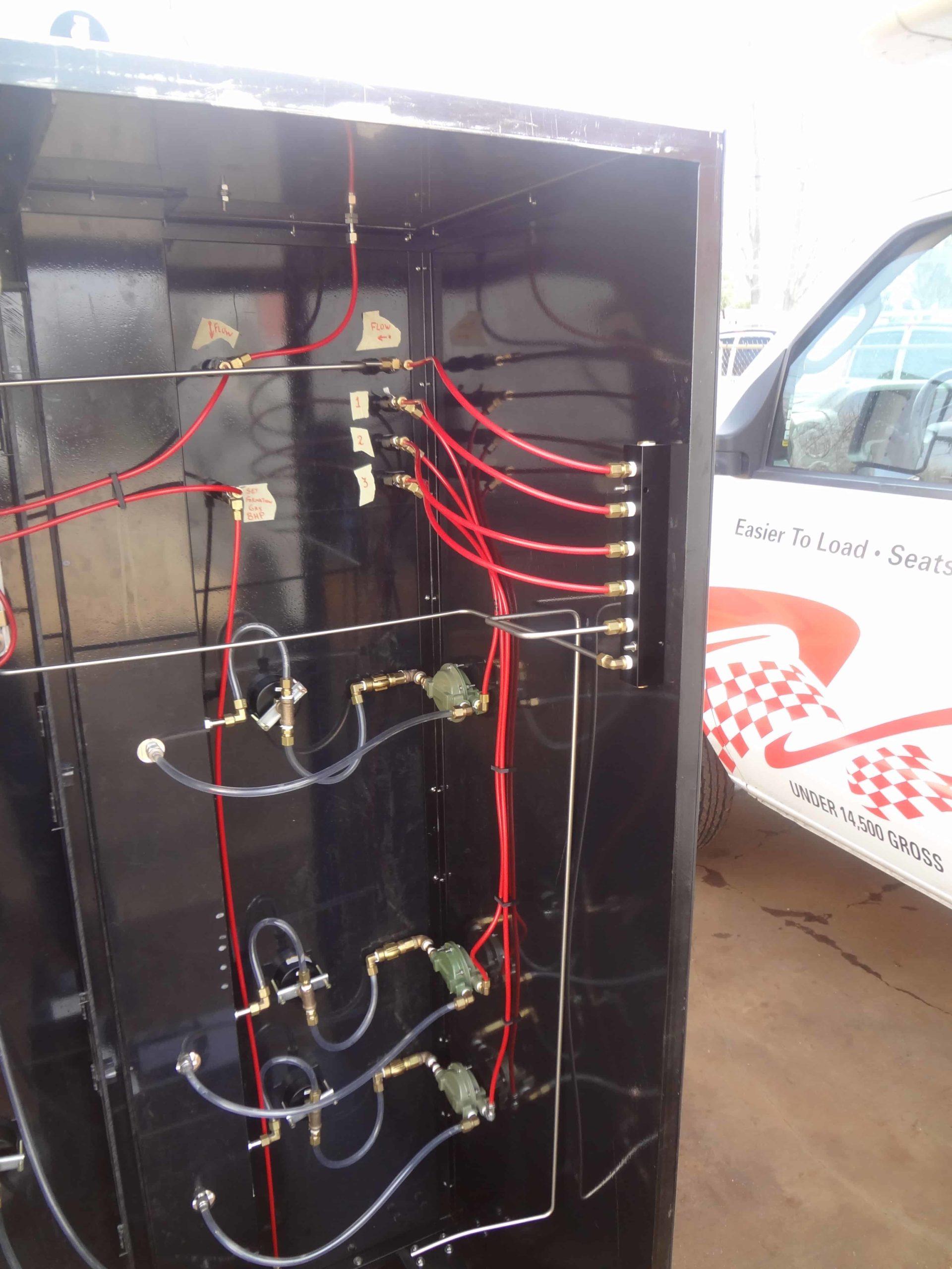 Bayport Technical | 140-GLPT Gas Lift Process Trainer 14