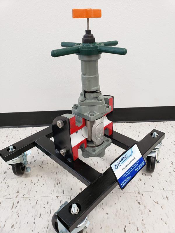 Bayport Technical | Twin Seal Plug Valve