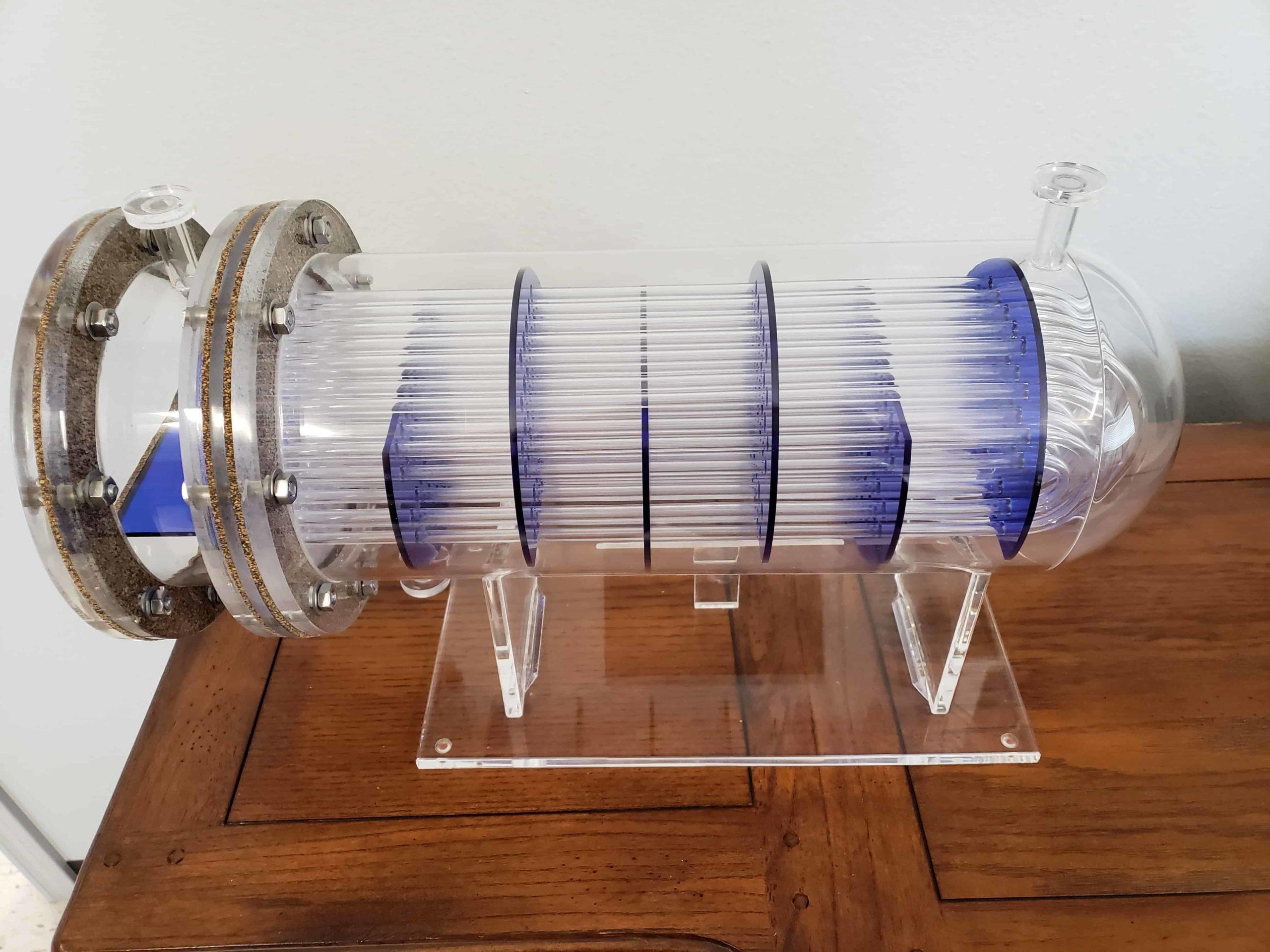 Bayport Technical | U-Tube Type Model - Acrylic