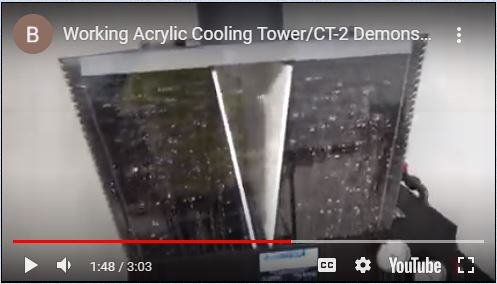 Bayport Technical | Cooling Tower Working Demonstrator