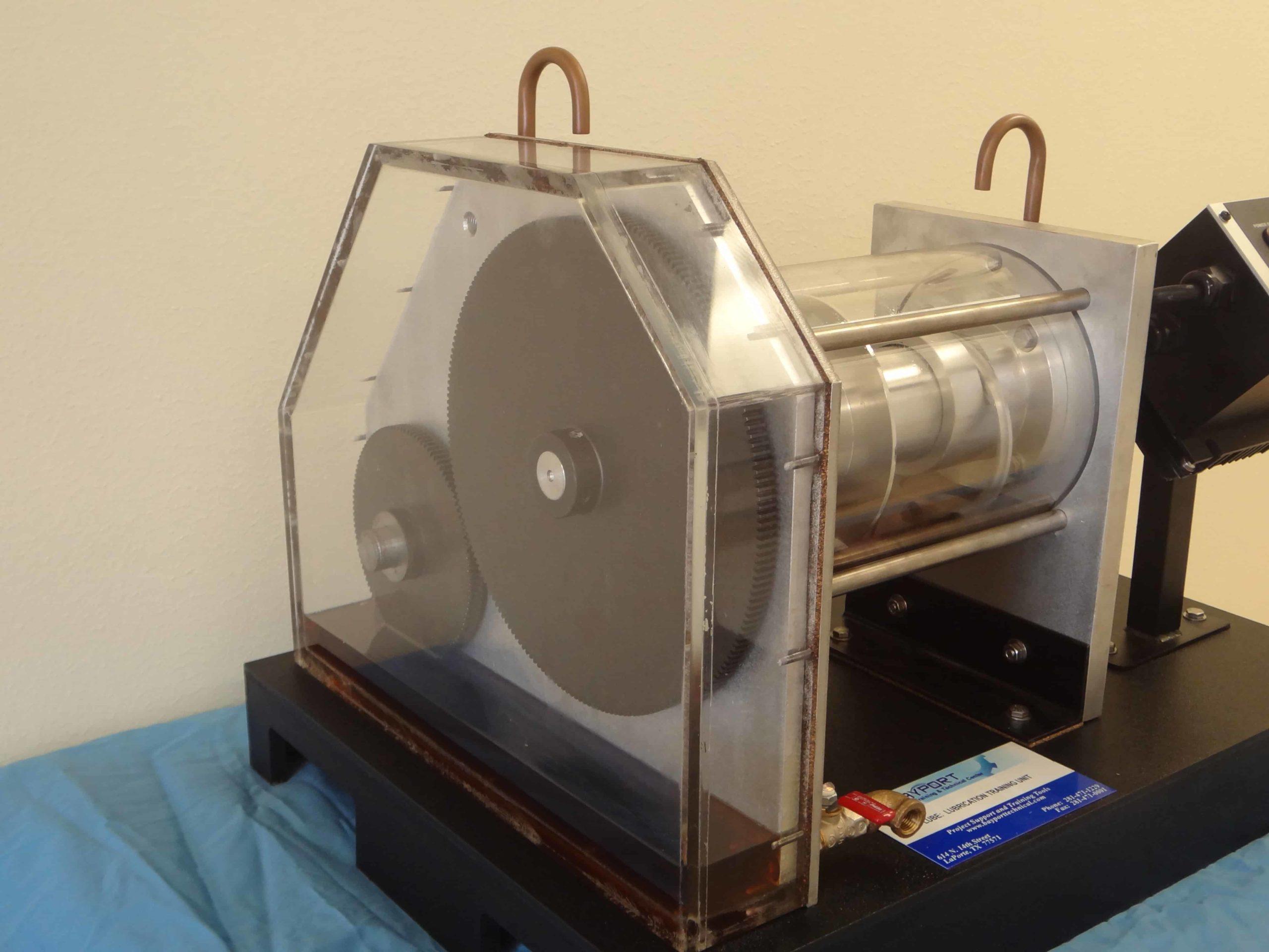 Bayport Technical | Lubrication Working Demonstrator - Acrylic (152-LUBE)