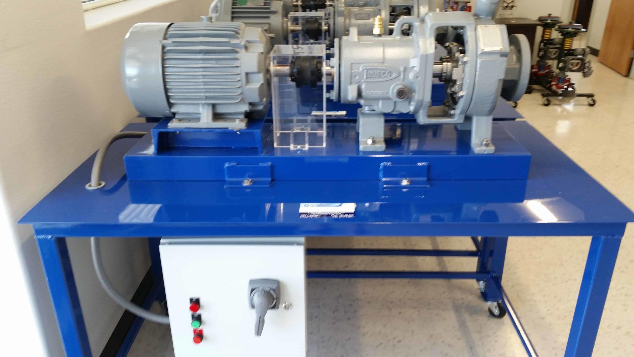 Bayport Technical   Maintenance Training System (150-MT)