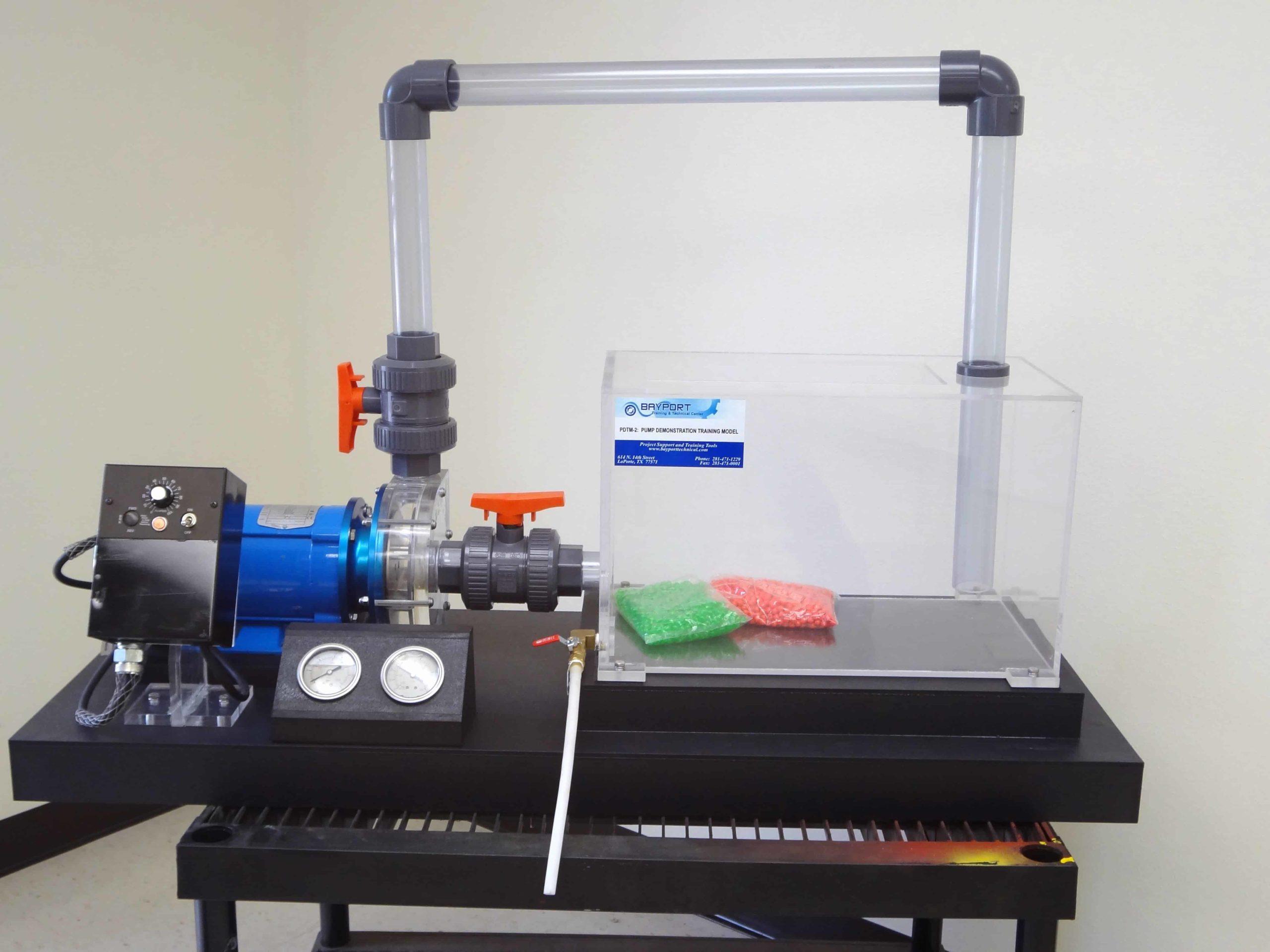 Bayport Technical | Pump Demonstration Training Model