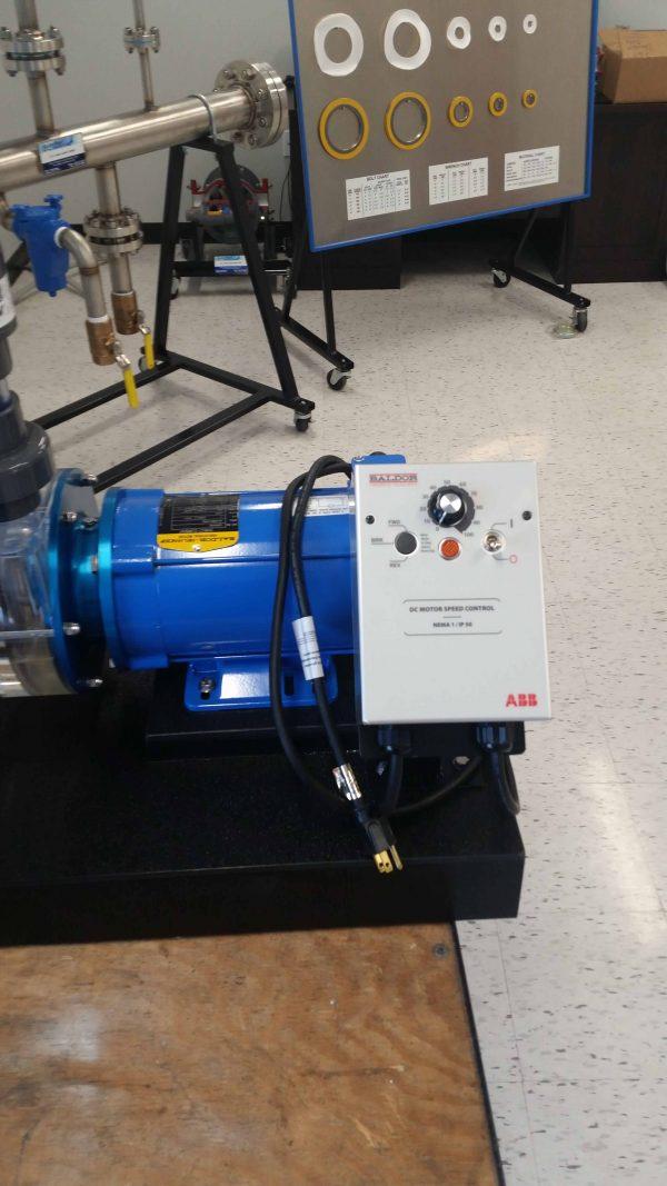 Bayport Technical   Pump Demonstration Training Model