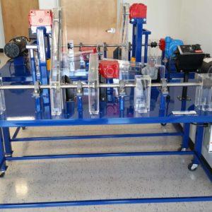 Bayport Technical   Standard Multiple Mechanical Training System (150-SMMT)