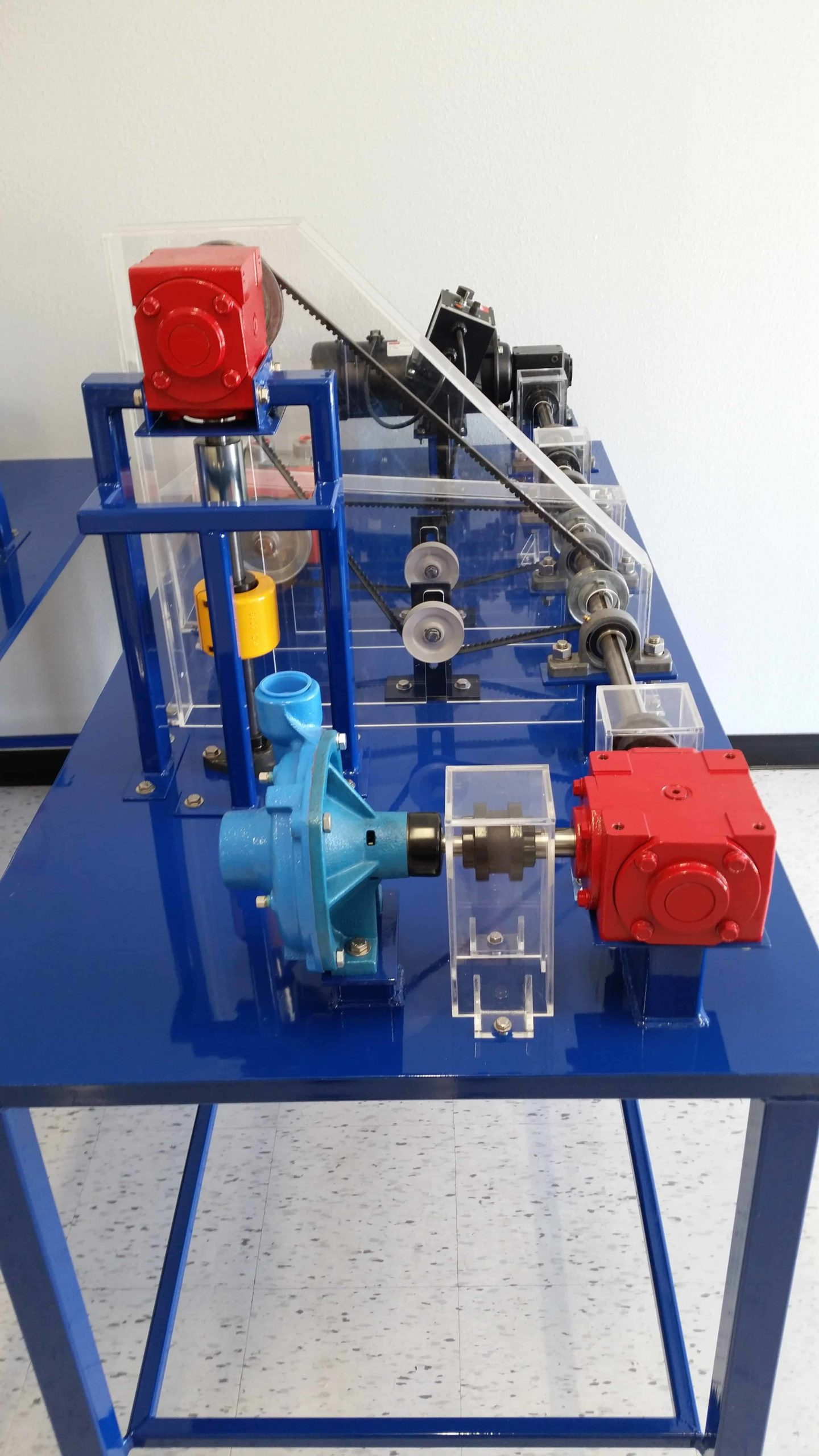 Bayport Technical | Standard Multiple Mechanical Training System (150-SMMT)