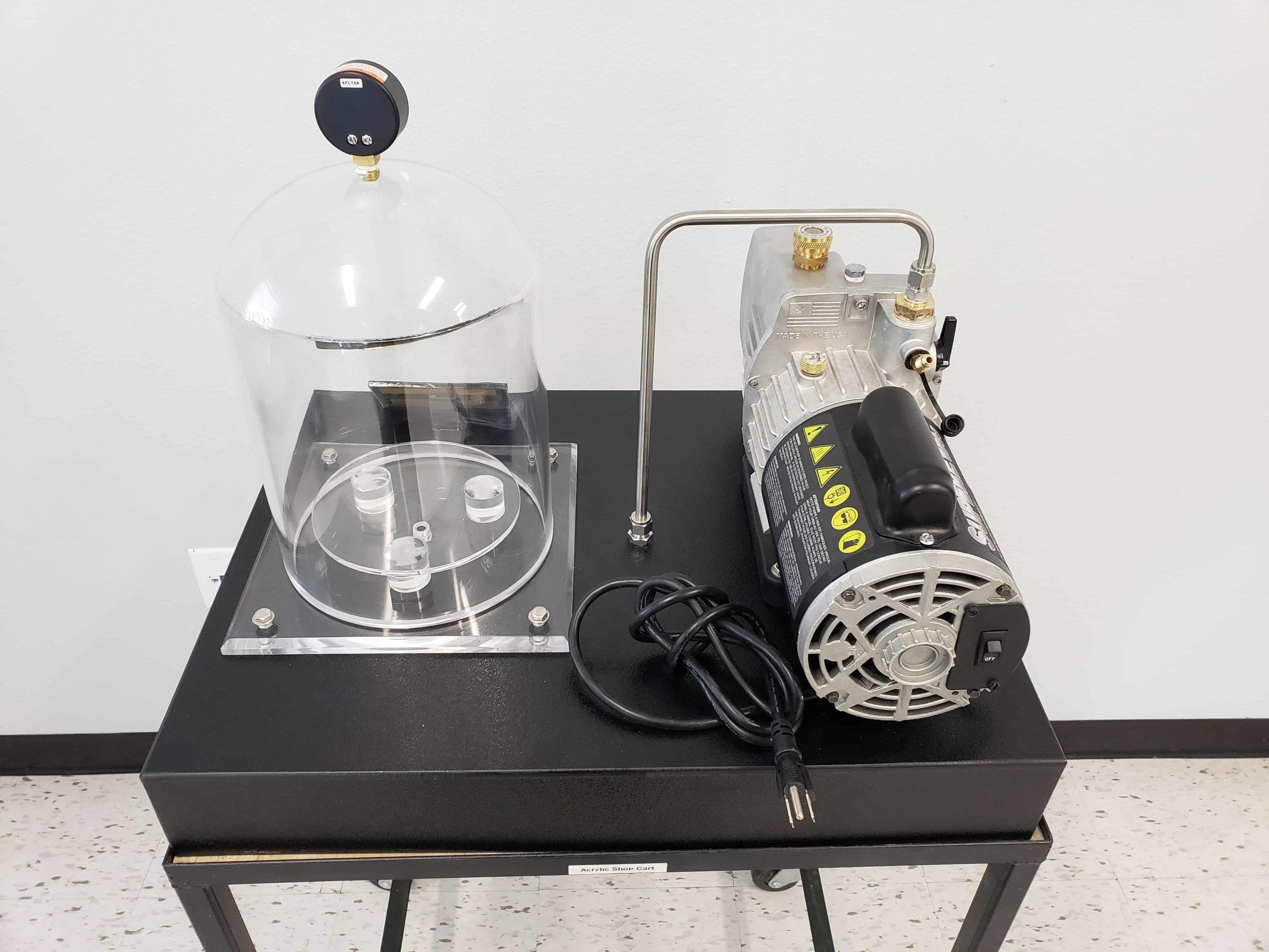 Bayport Technical | Vacuum Working Demonstrator - Acrylic