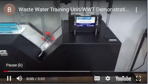 Bayport Technical | Waste Water Working Demonstrator Video