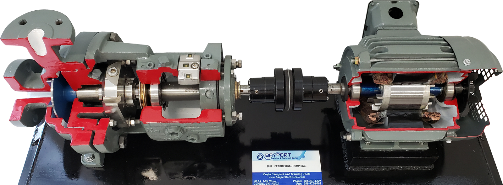 Bayport Technical | Centrifugal Pump Skid