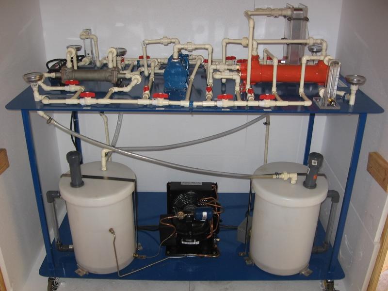 Bayport Technical | Heat Transfer Trainer