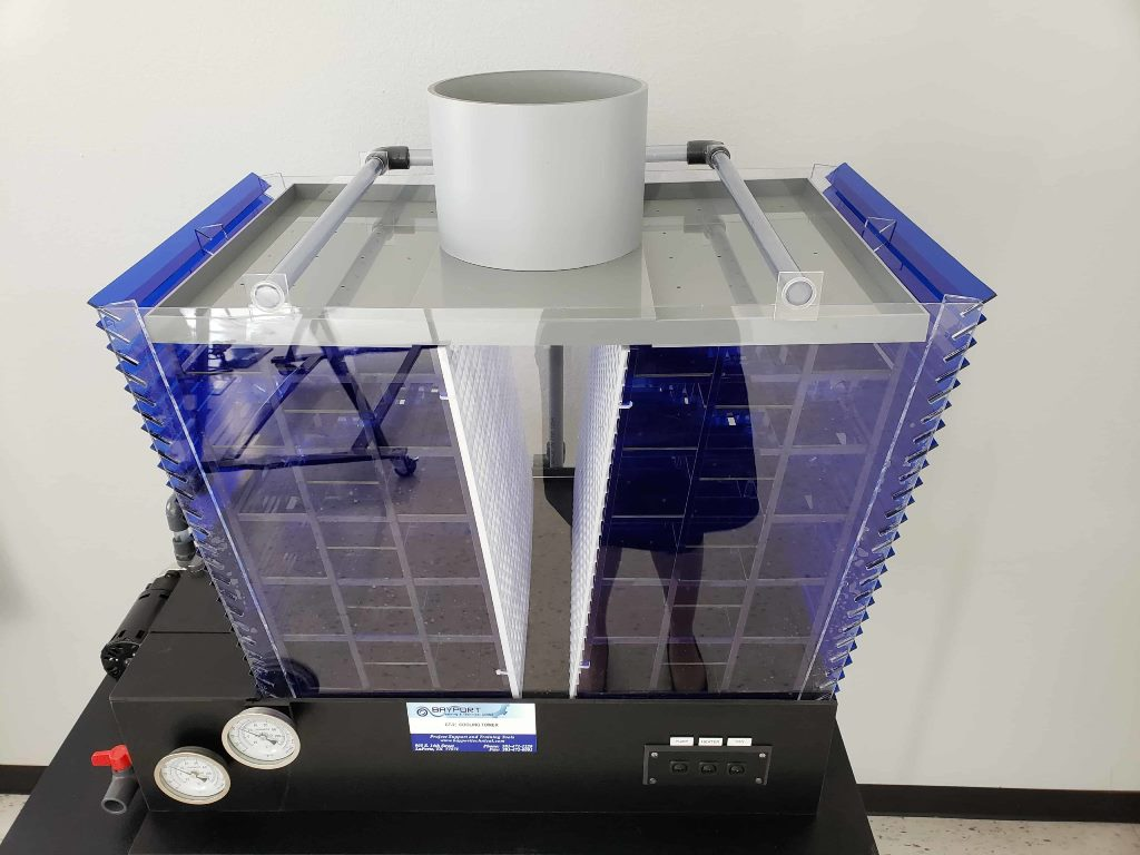 Cooling Tower Working Demonstrator - Acrylic